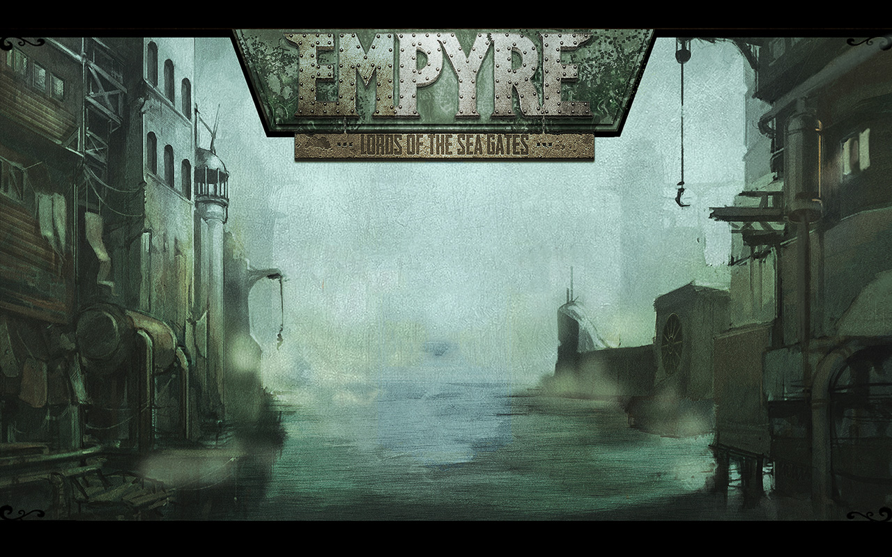 Free Empyre: Lords Of The Sea Gates Wallpaper in 1280x800