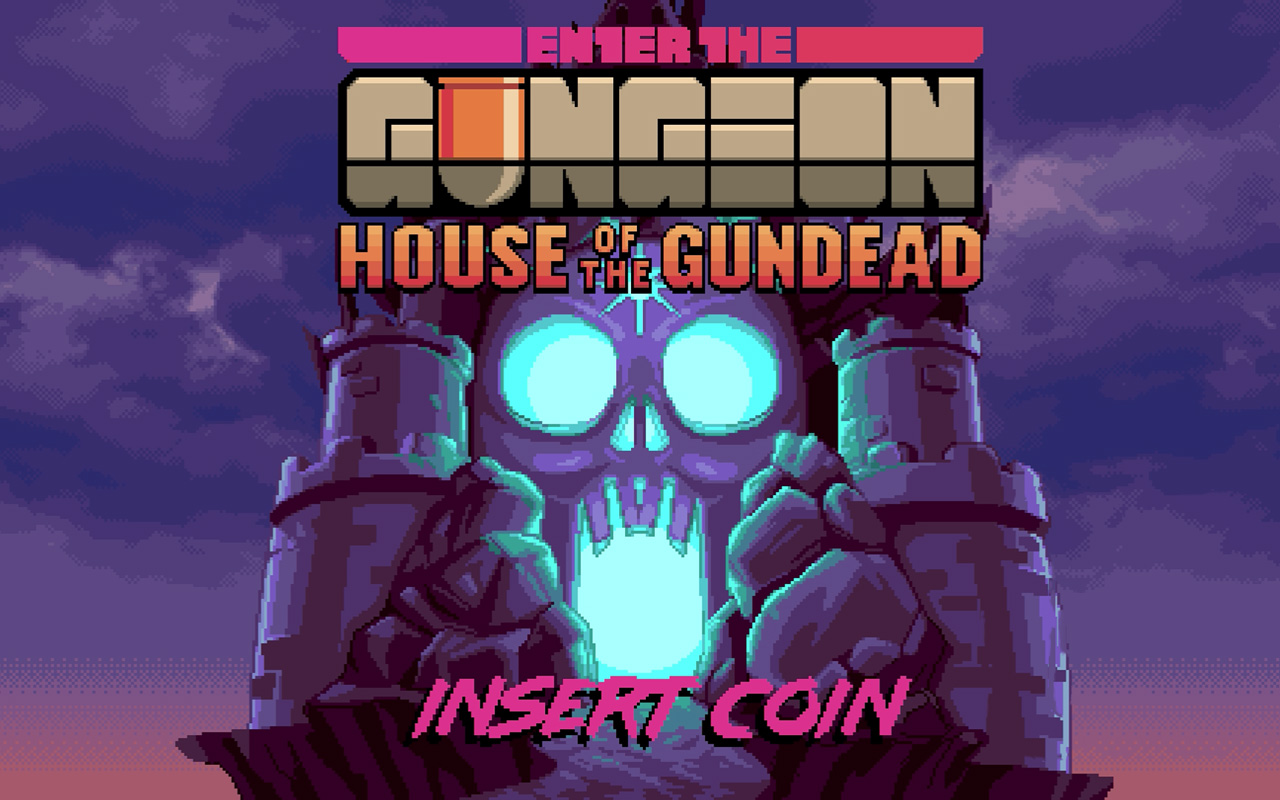 Free Enter the Gungeon Wallpaper in 1280x800