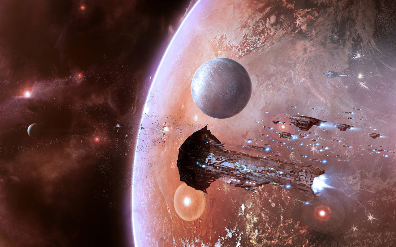 Free EVE Online Wallpaper in 1280x800