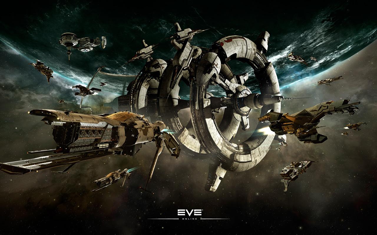 Free EVE Online Wallpaper in 1280x800