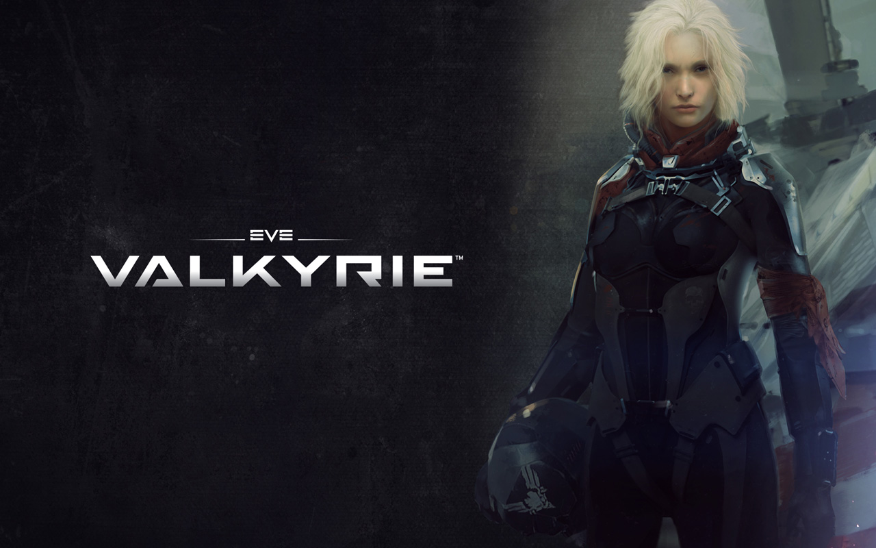 Free EVE: Valkyrie Wallpaper in 1280x800