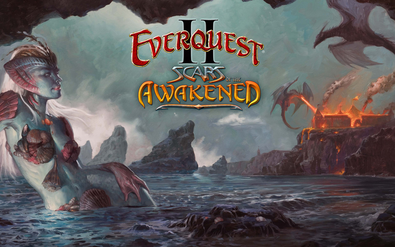 Free Everquest II Wallpaper in 1280x800