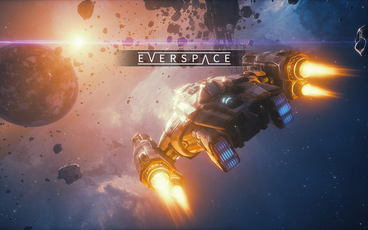 Free Everspace Wallpaper in 1280x800