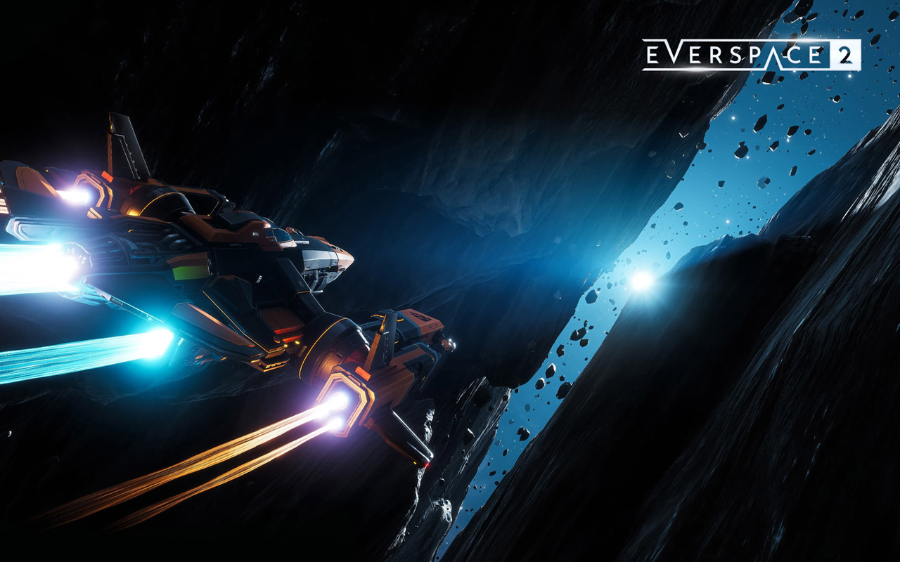 Free Everspace 2 Wallpaper in 1280x800
