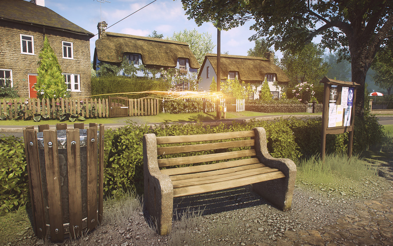 Free Everybody's Gone to the Rapture Wallpaper in 1280x800