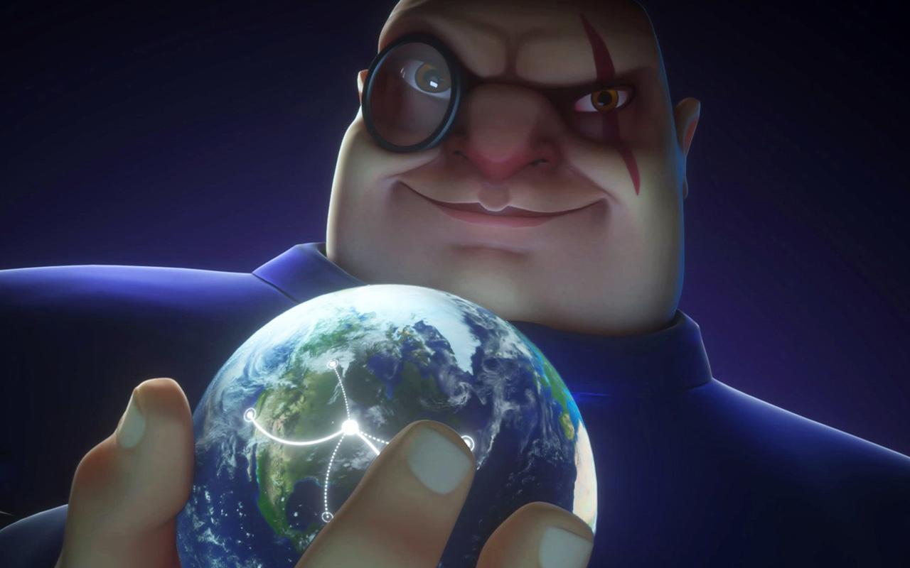 Free Evil Genius 2: World Domination Wallpaper in 1280x800