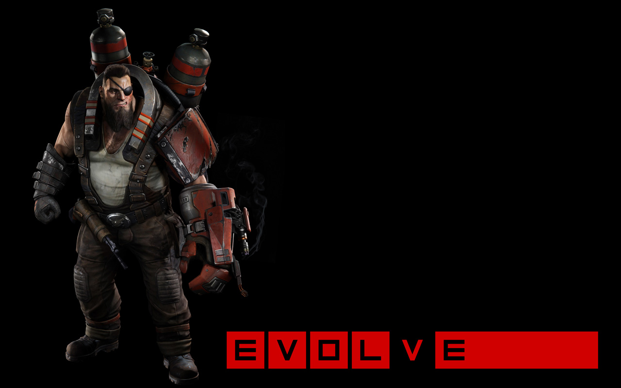 Free Evolve Wallpaper in 1280x800