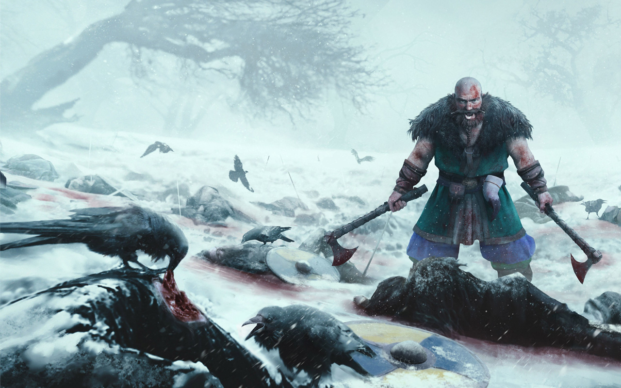 Free Expeditions: Viking Wallpaper in 1280x800