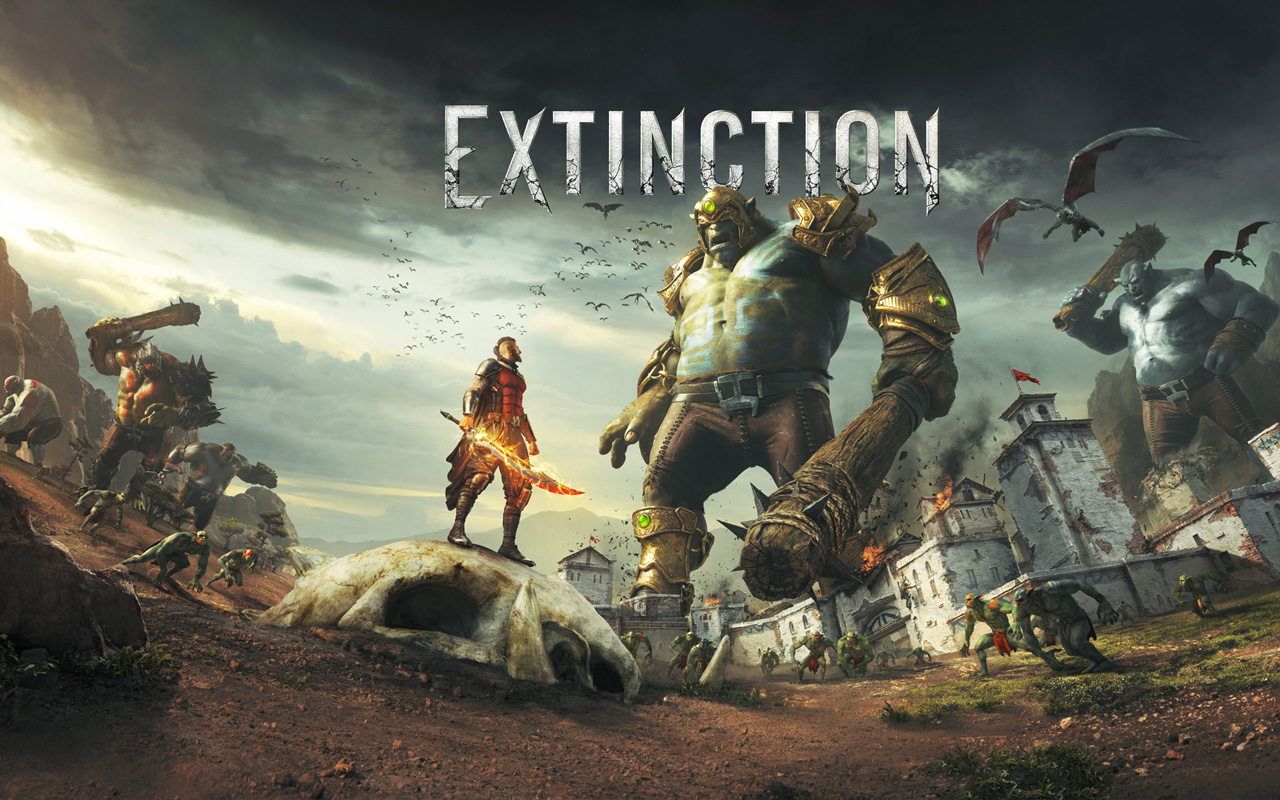 Free Extinction Wallpaper in 1280x800