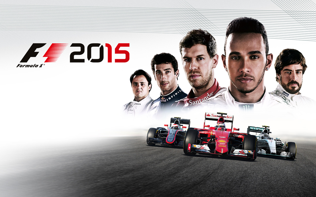 Free F1 2015 Wallpaper in 1280x800