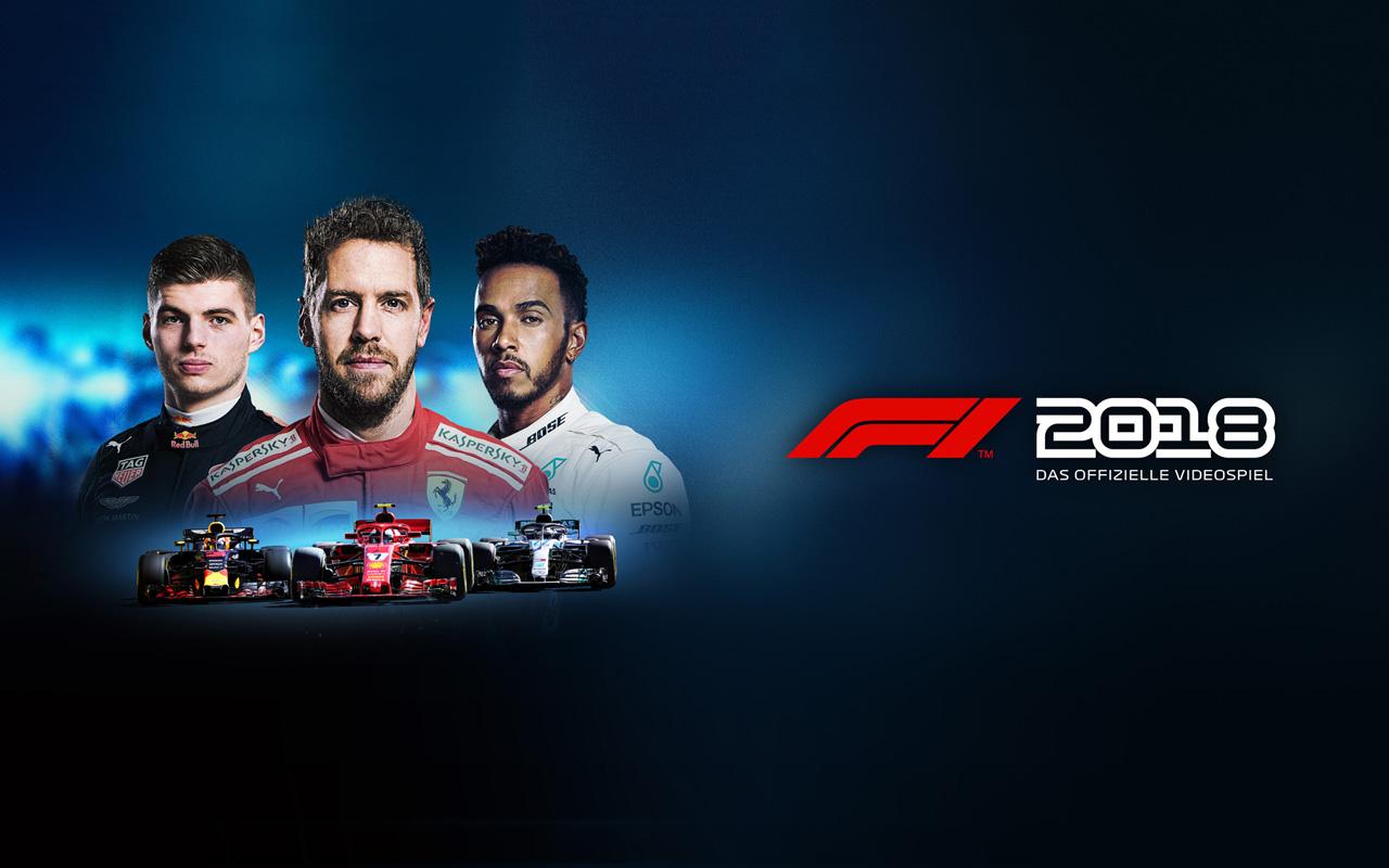 Free F1 2018 Wallpaper in 1280x800