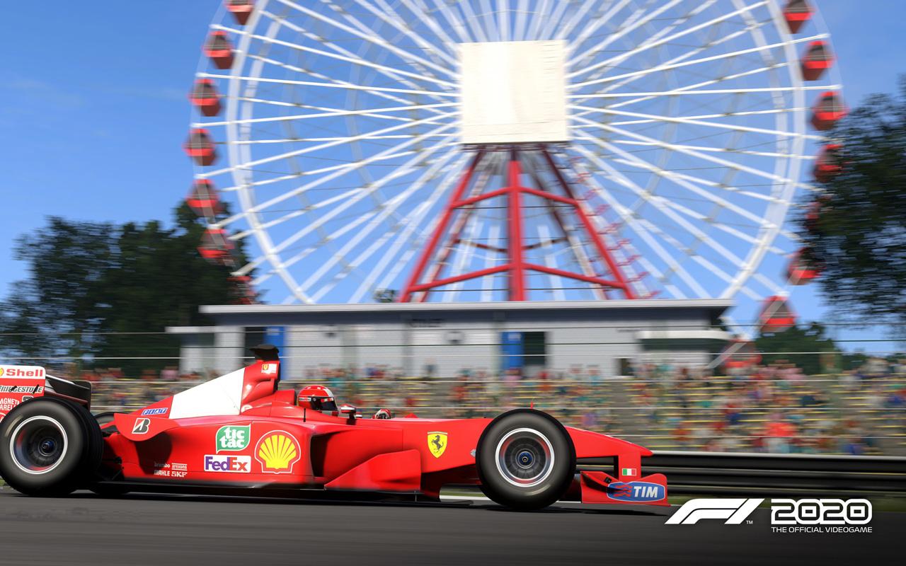 Free F1 2020 Wallpaper in 1280x800
