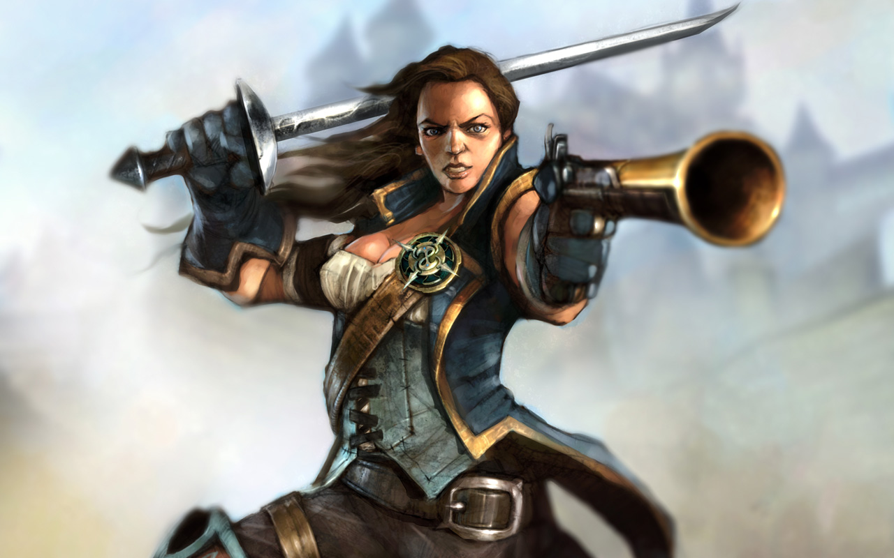 Fable 2 Wallpaper in 1280x800