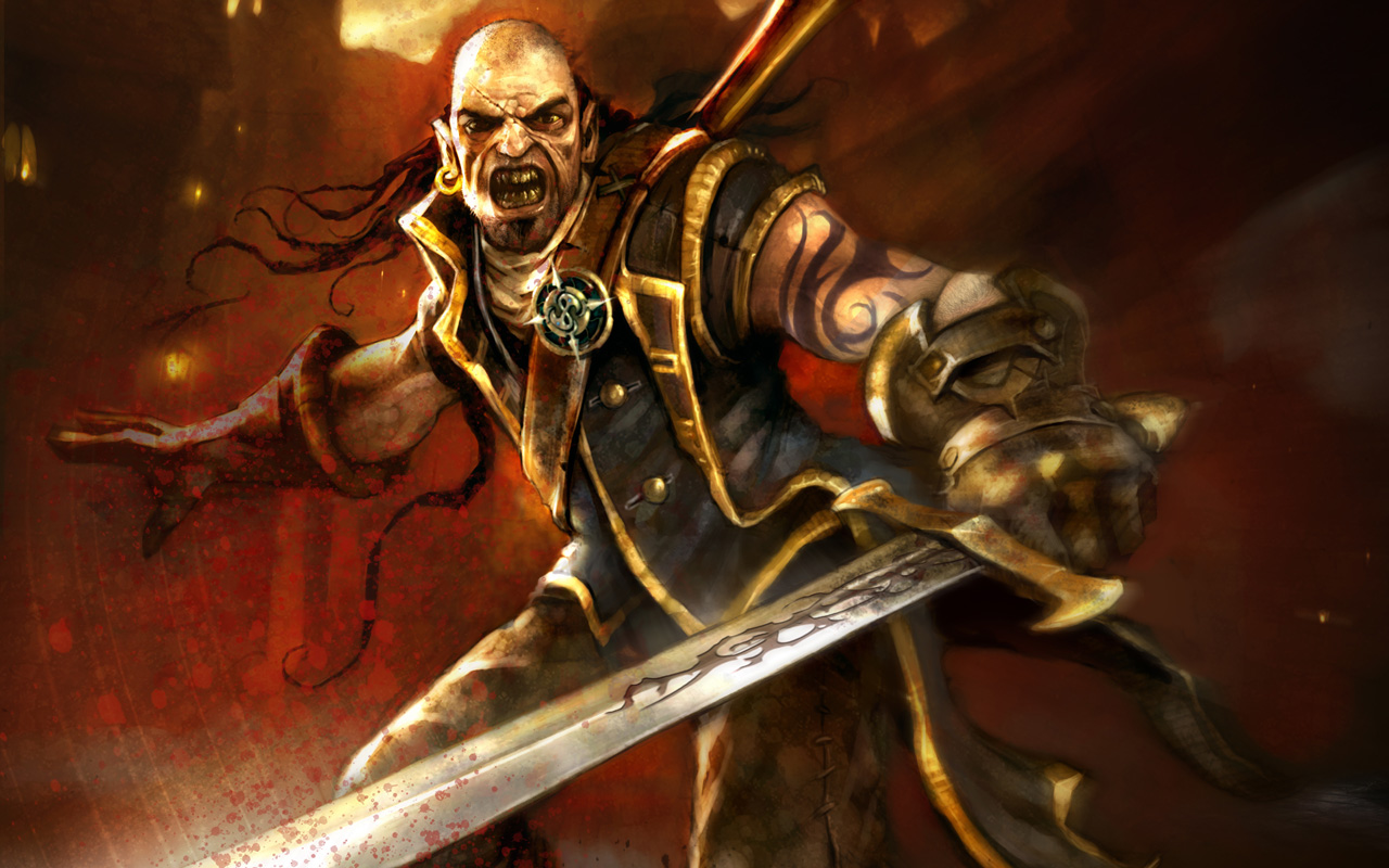 Free Fable 2 Wallpaper in 1280x800