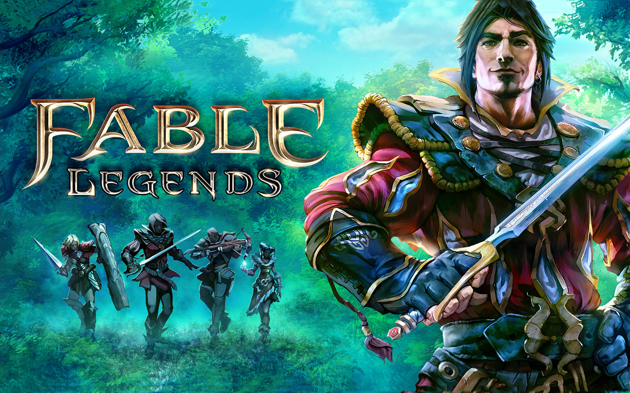 Free Fable Legends Wallpaper in 1280x800