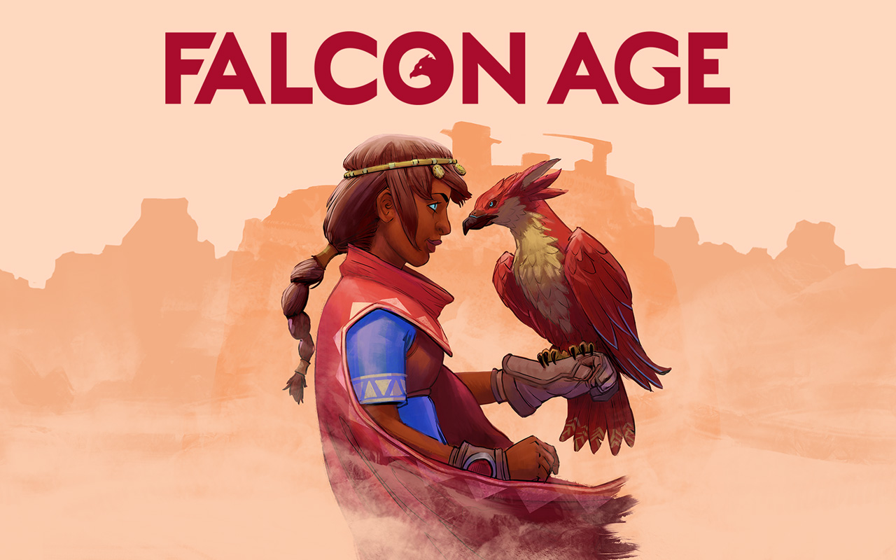 Free Falcon Age Wallpaper in 1280x800