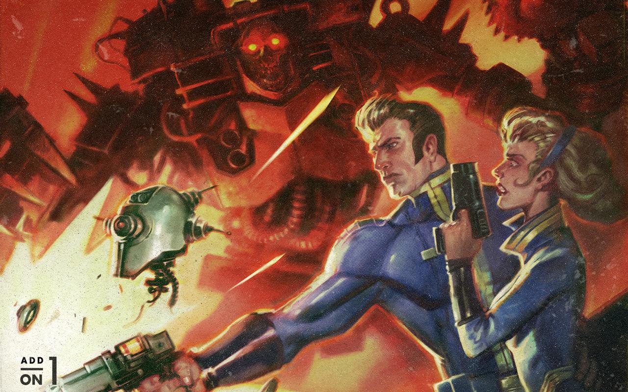 Fallout 4 Wallpaper in 1280x800