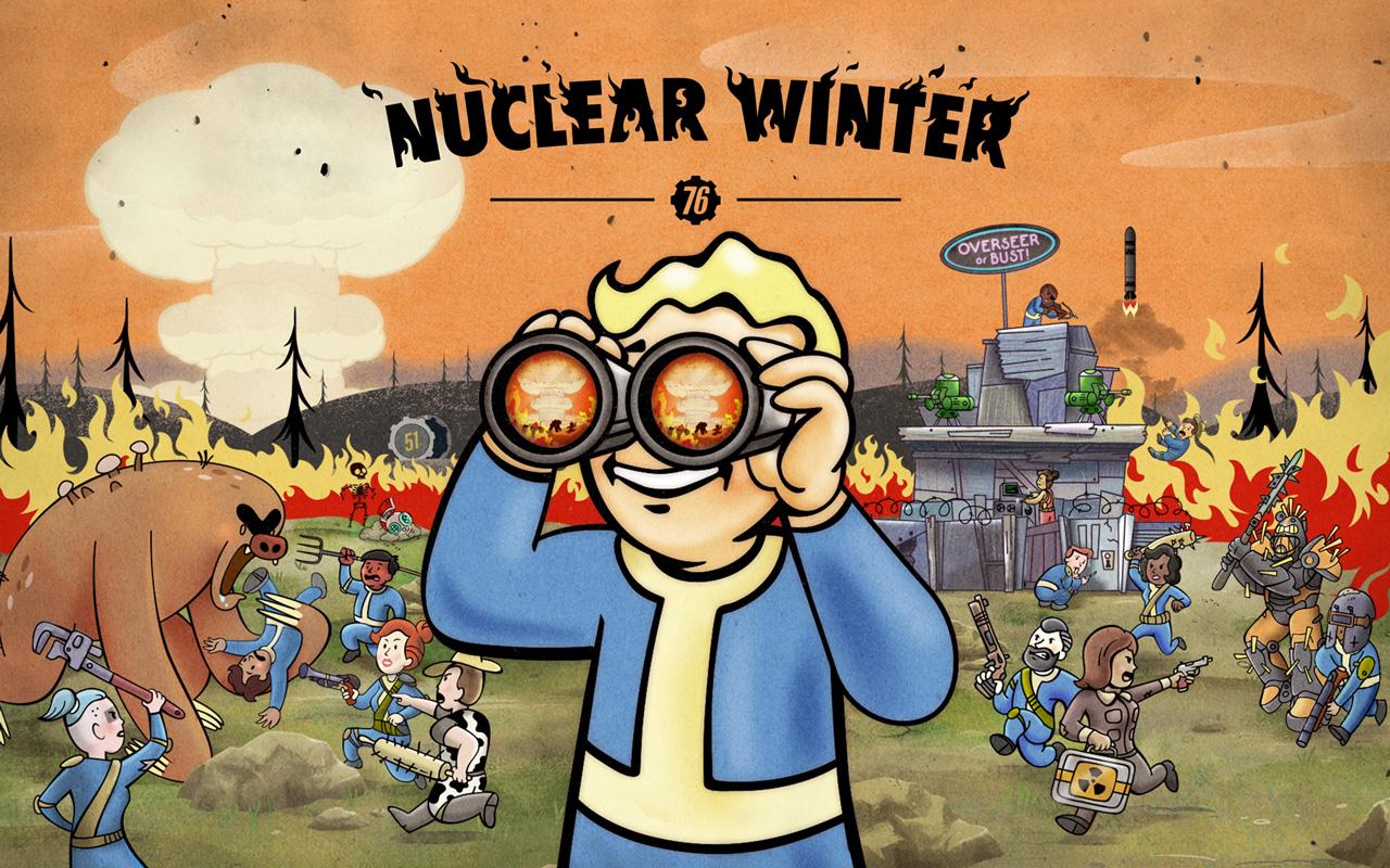 Free Fallout 76 Wallpaper in 1280x800