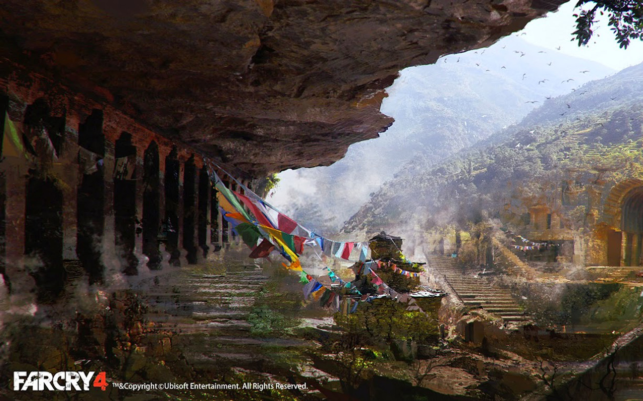 Free Far Cry 4 Wallpaper in 1280x800