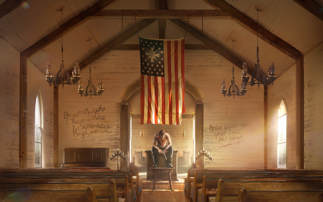 Far Cry 5 Wallpaper in 1280x800