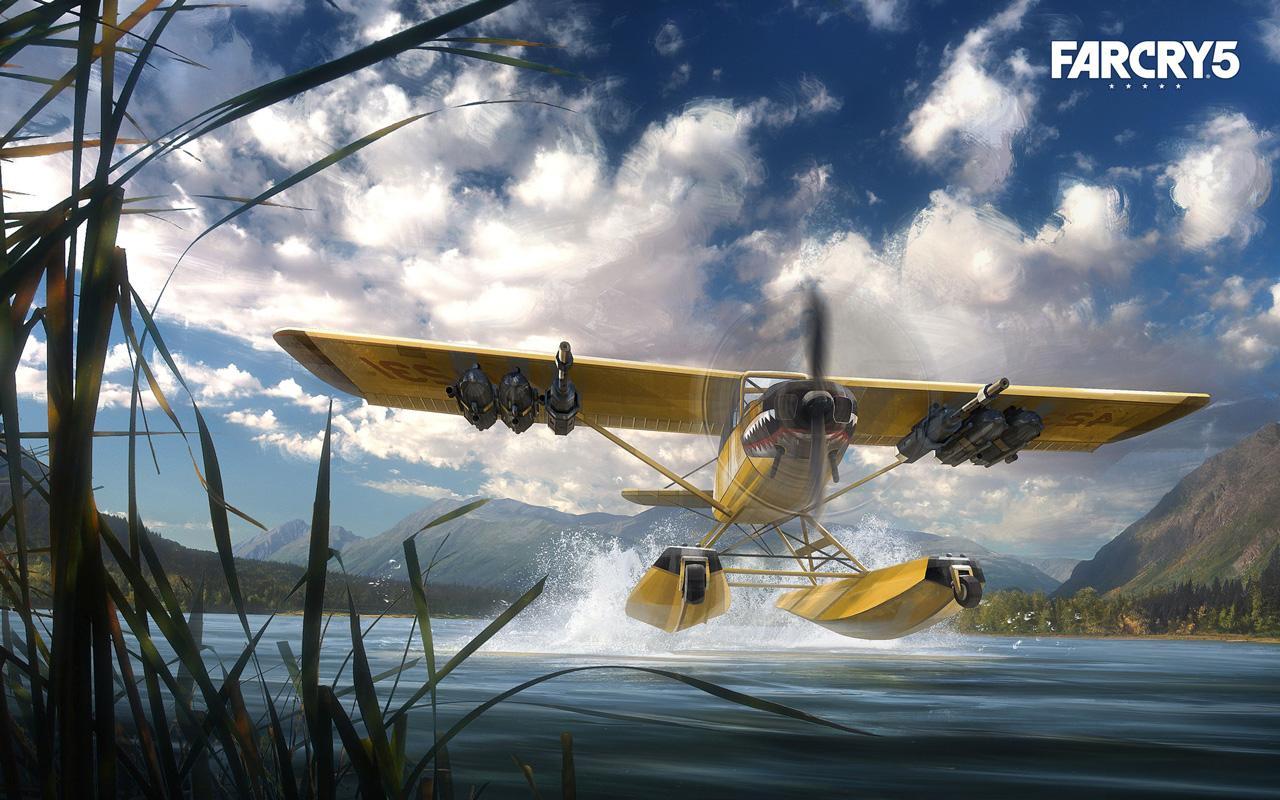 Free Far Cry 5 Wallpaper in 1280x800