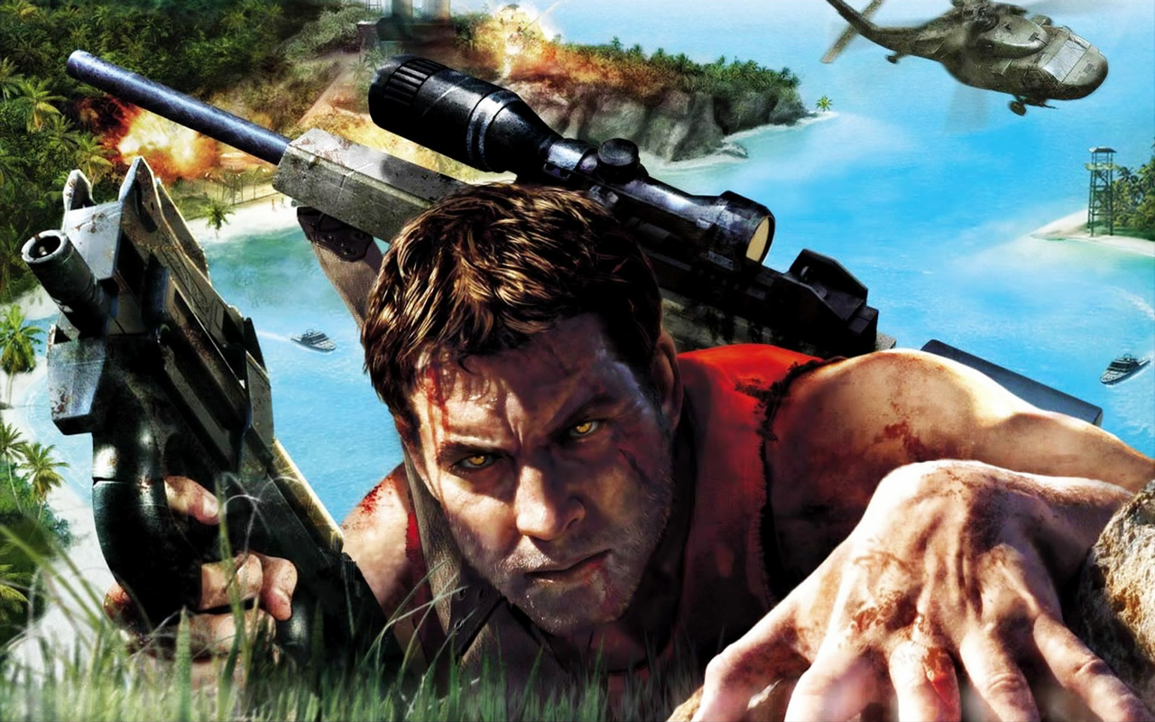 Free Far Cry Instincts Wallpaper in 1280x800