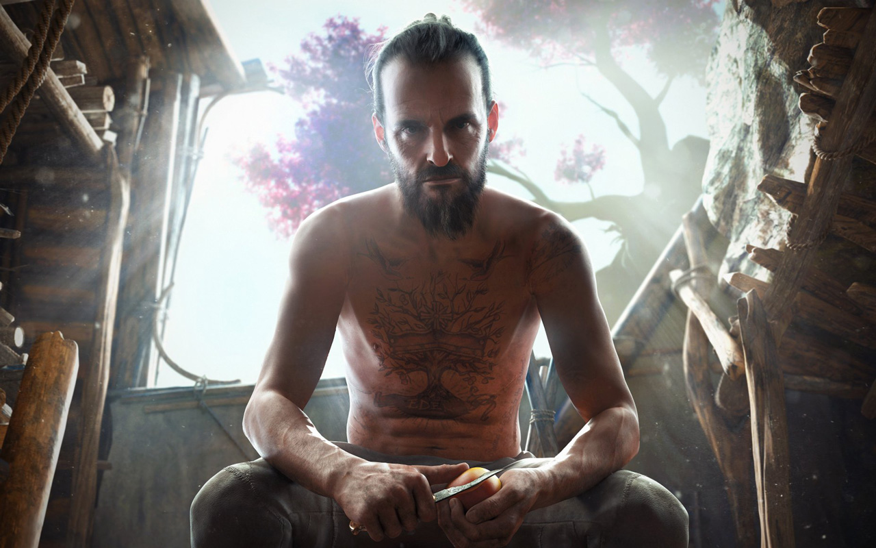Far Cry: New Dawn Wallpaper in 1280x800