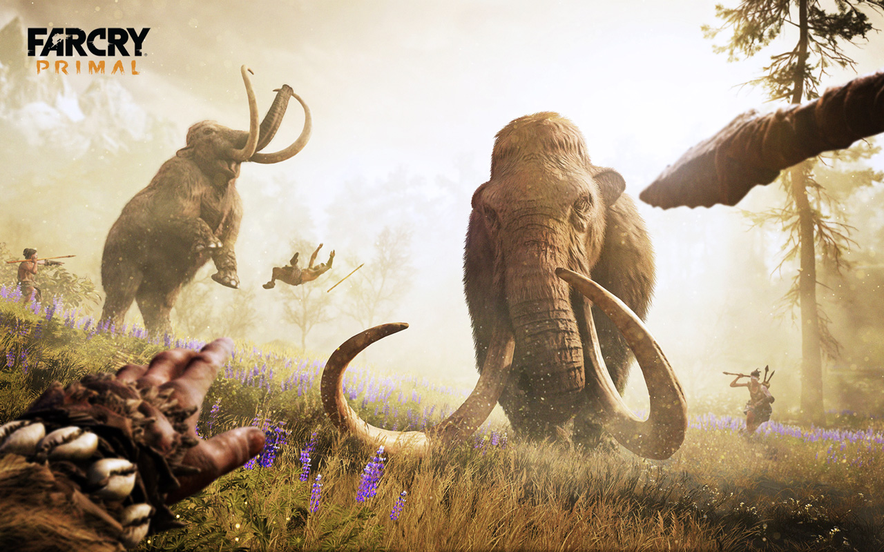 Free Far Cry Primal Wallpaper in 1280x800