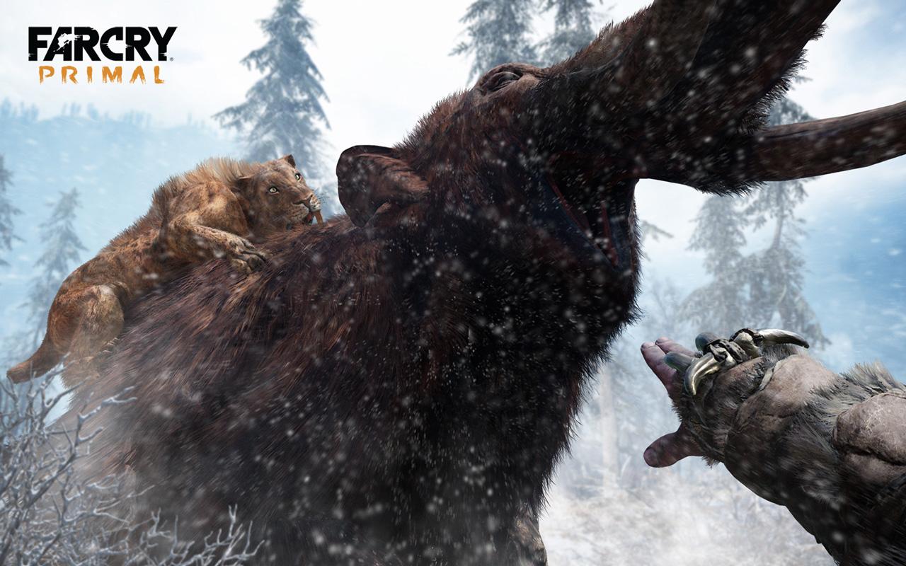 Free Far Cry Primal Wallpaper in 1280x800