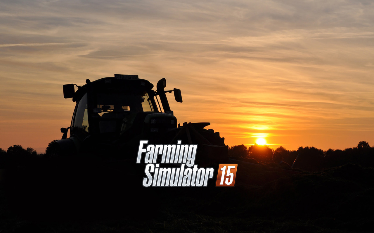 Free Farming Simulator 15 Wallpaper in 1280x800
