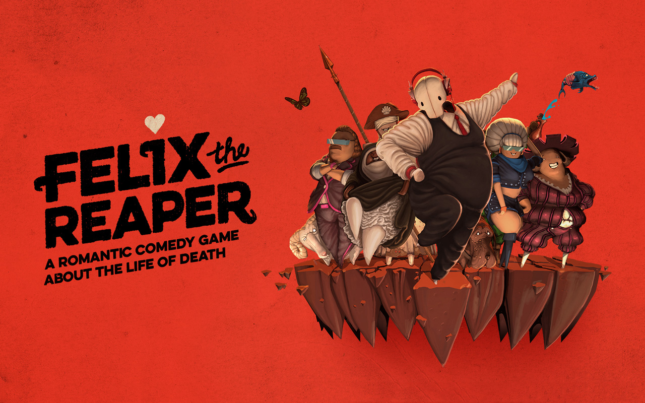 Free Felix the Reaper Wallpaper in 1280x800