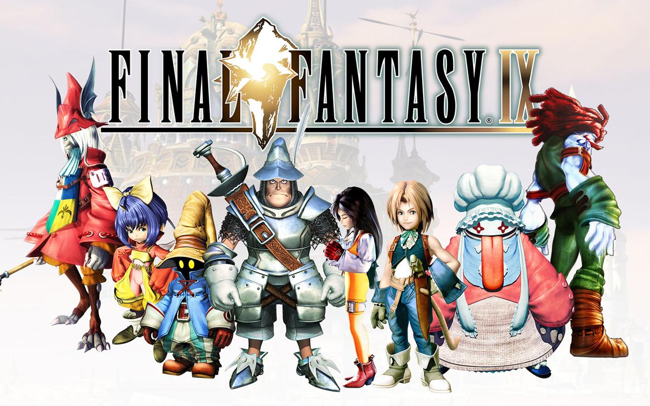 Free Final Fantasy IX Wallpaper in 1280x800