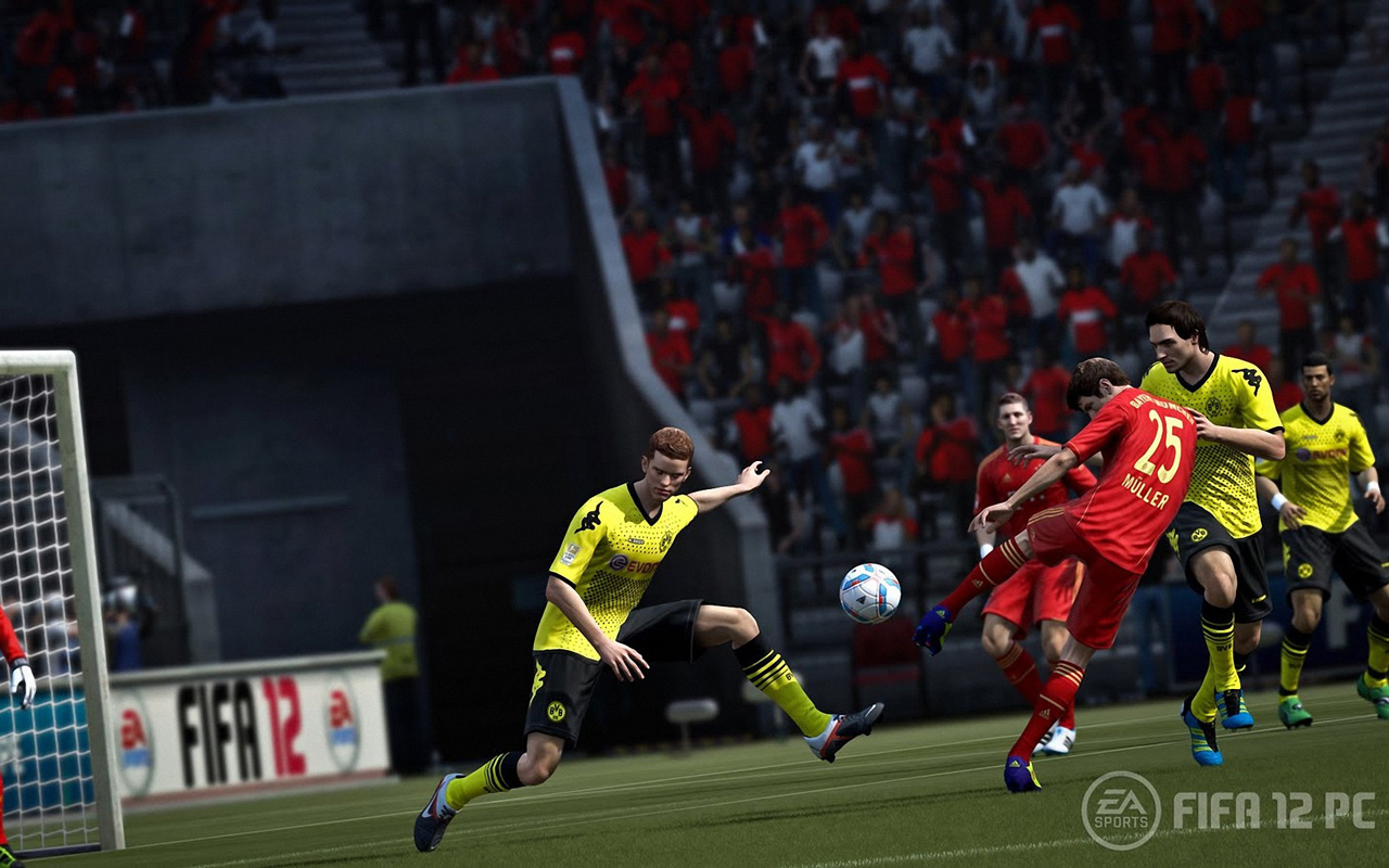 Free FIFA 12 Wallpaper in 1280x800
