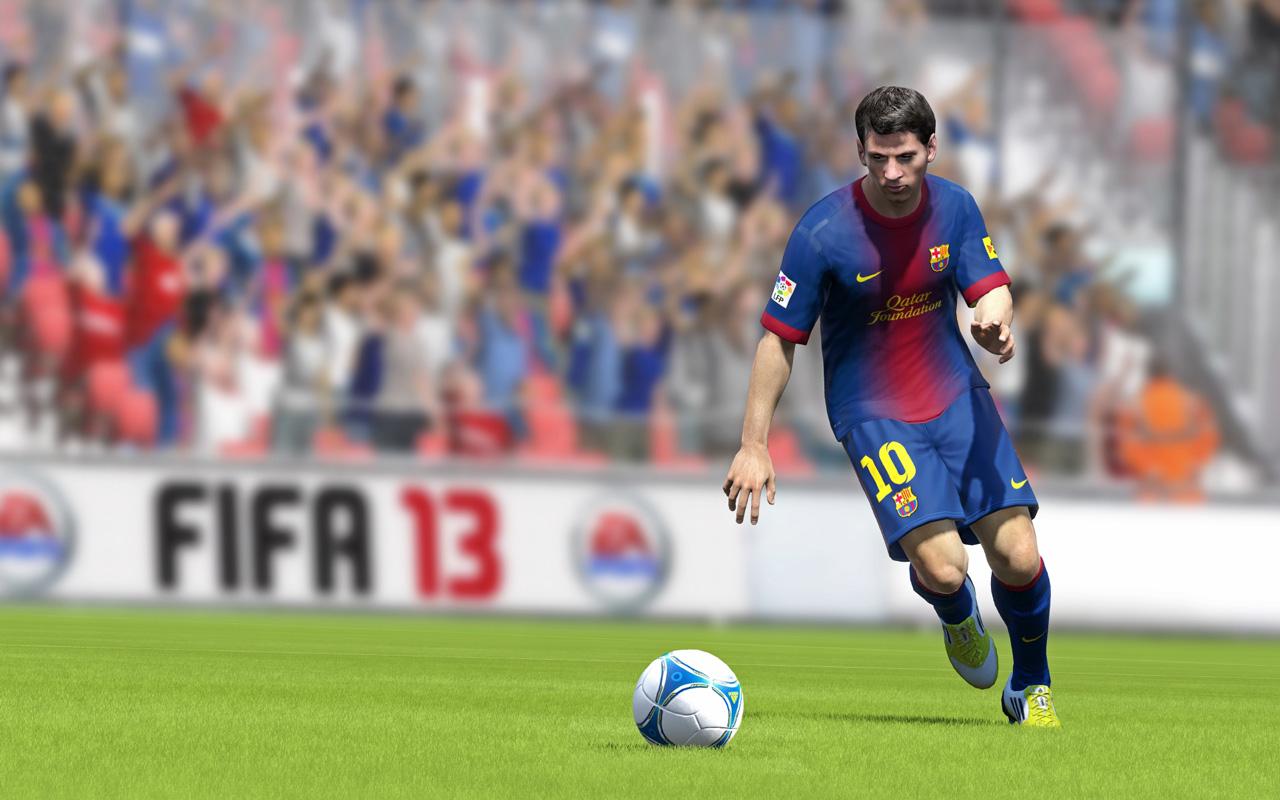 Free FIFA 13 Wallpaper in 1280x800