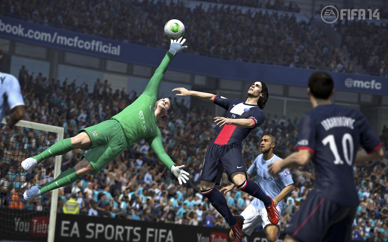 Free FIFA 14 Wallpaper in 1280x800
