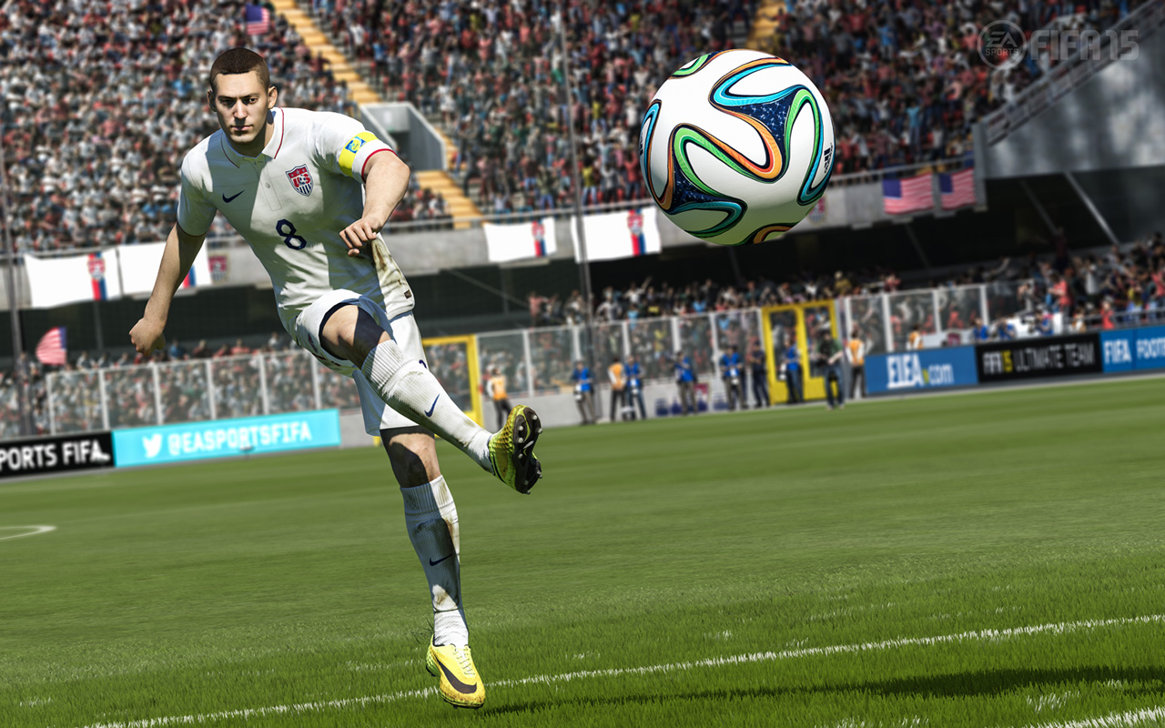 Free FIFA 15 Wallpaper in 1280x800