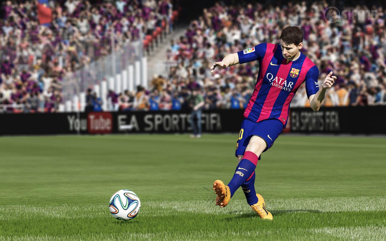 Free FIFA 15 Wallpaper in 1280x800