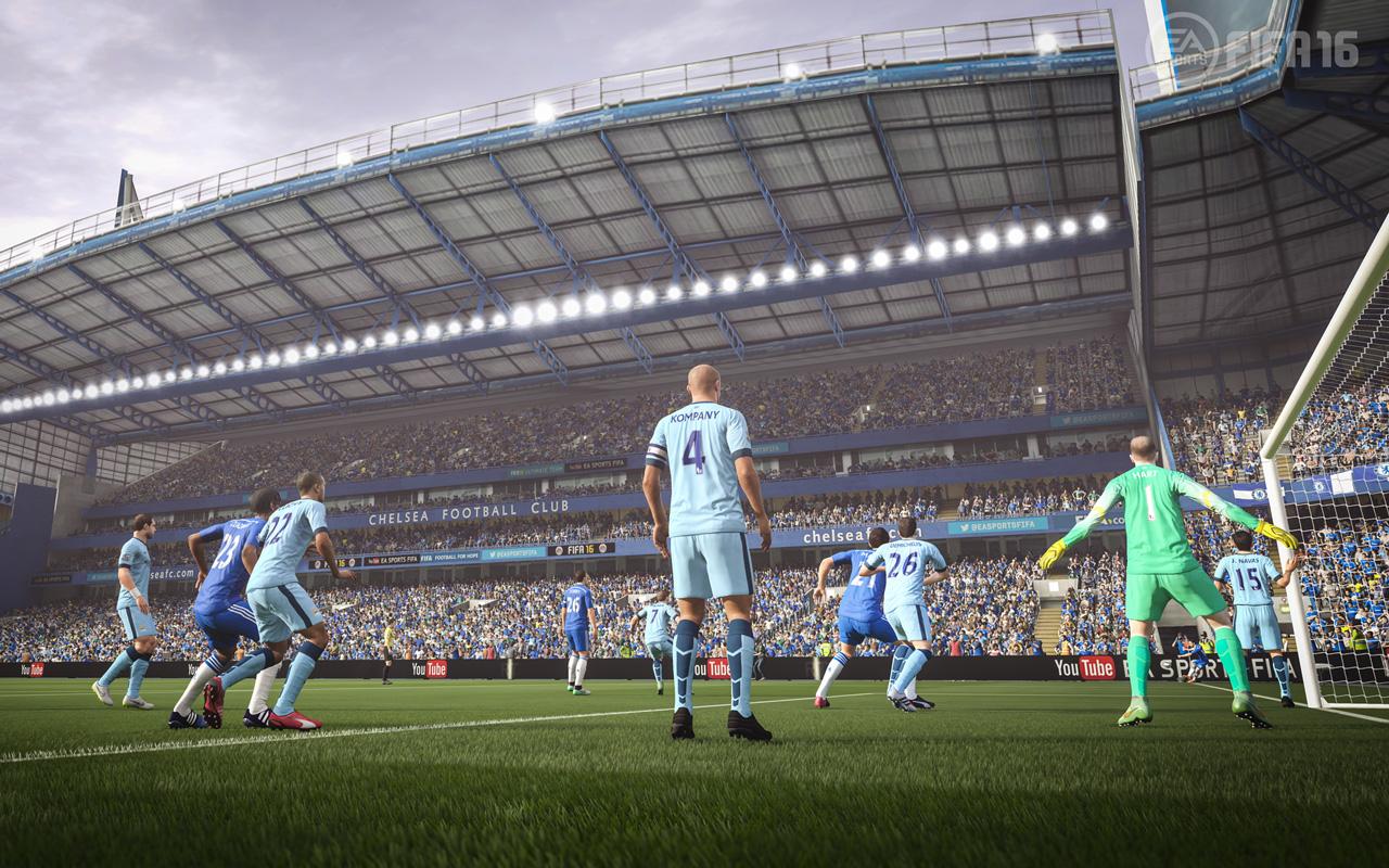 Free FIFA 16 Wallpaper in 1280x800