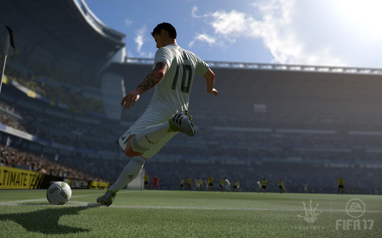 Free FIFA 17 Wallpaper in 1280x800
