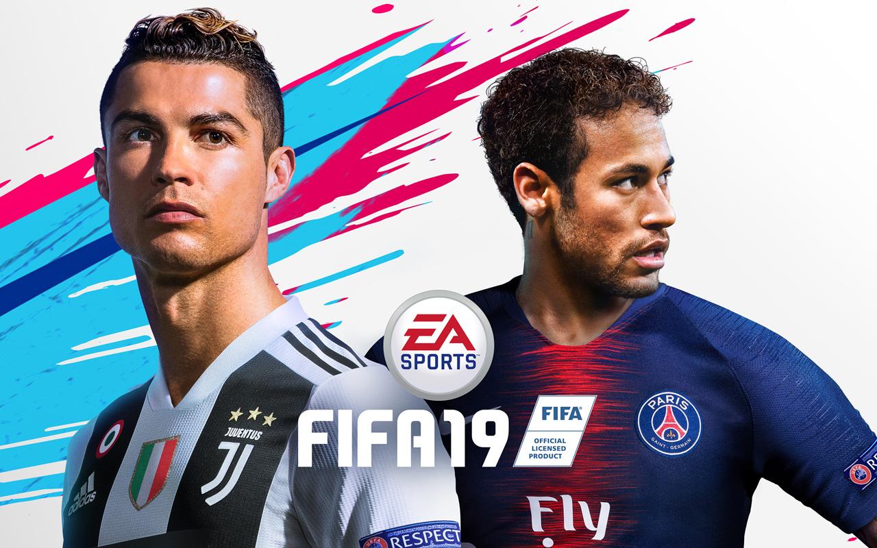 Free FIFA 19 Wallpaper in 1280x800