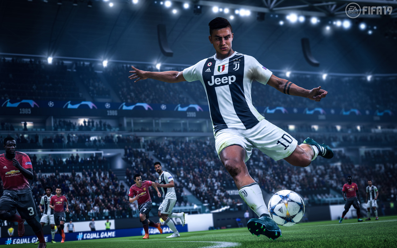 Free FIFA 19 Wallpaper in 1280x800