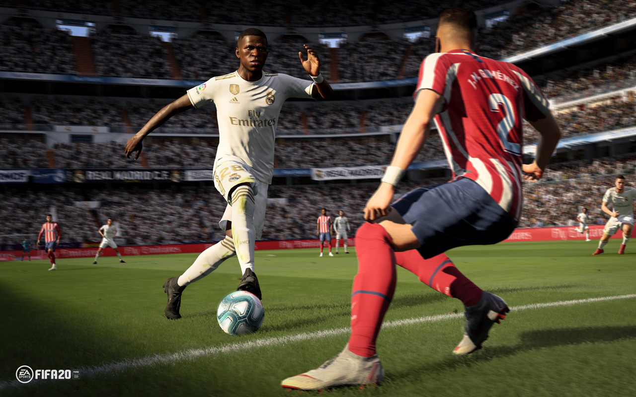 Free FIFA 20 Wallpaper in 1280x800