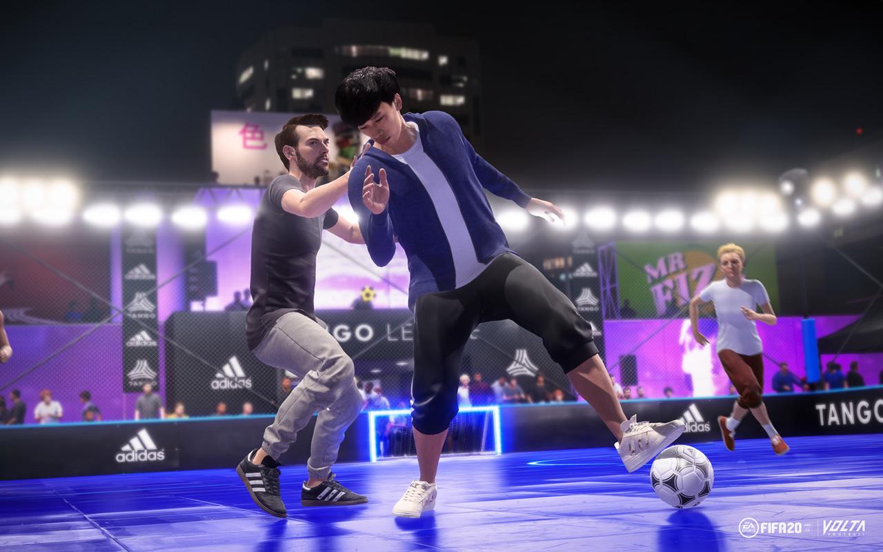 Free FIFA 20 Wallpaper in 1280x800