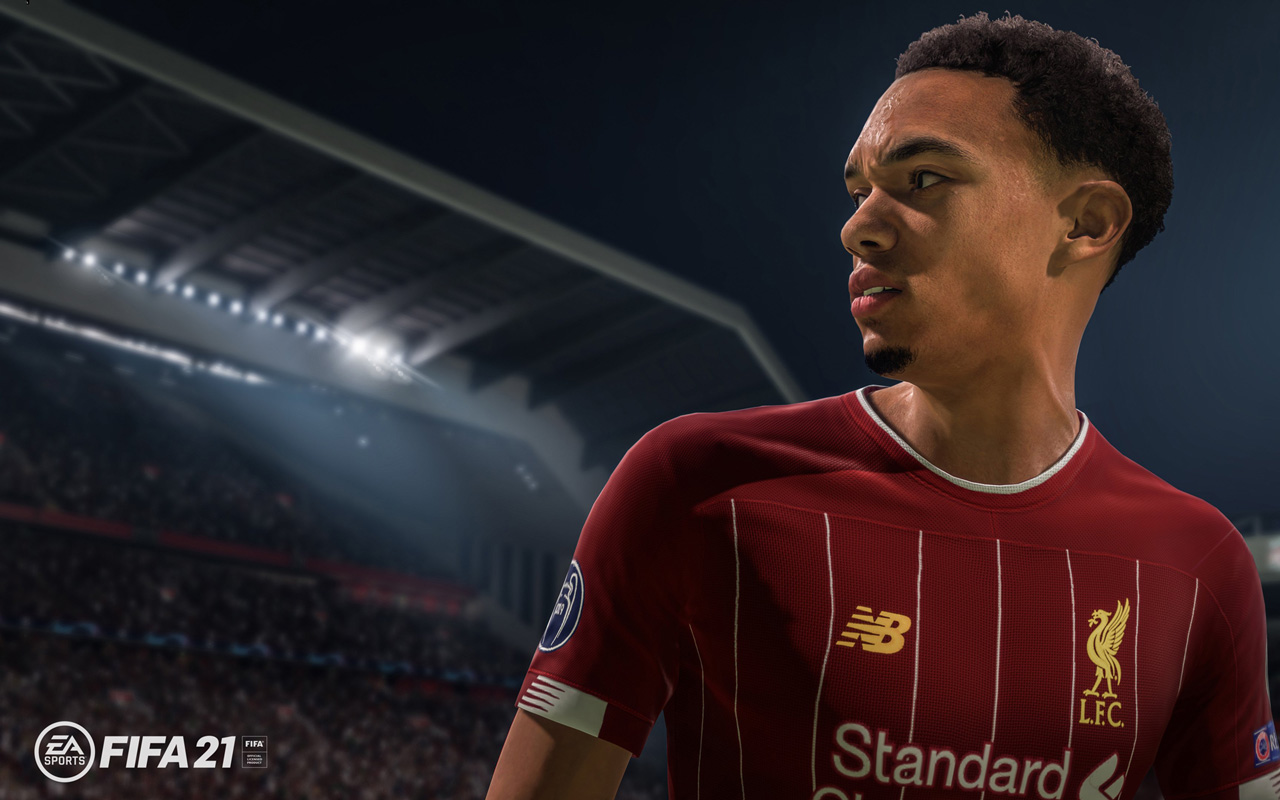 Free FIFA 21 Wallpaper in 1280x800