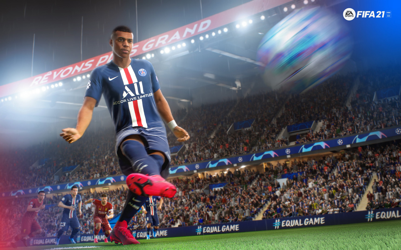 Free FIFA 21 Wallpaper in 1280x800