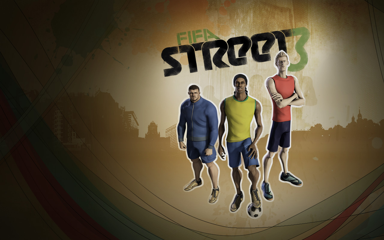 Free FIFA Street 3 Wallpaper in 1280x800