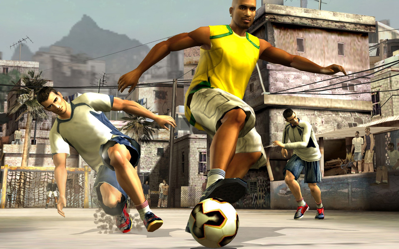 Free FIFA Street Wallpaper in 1280x800