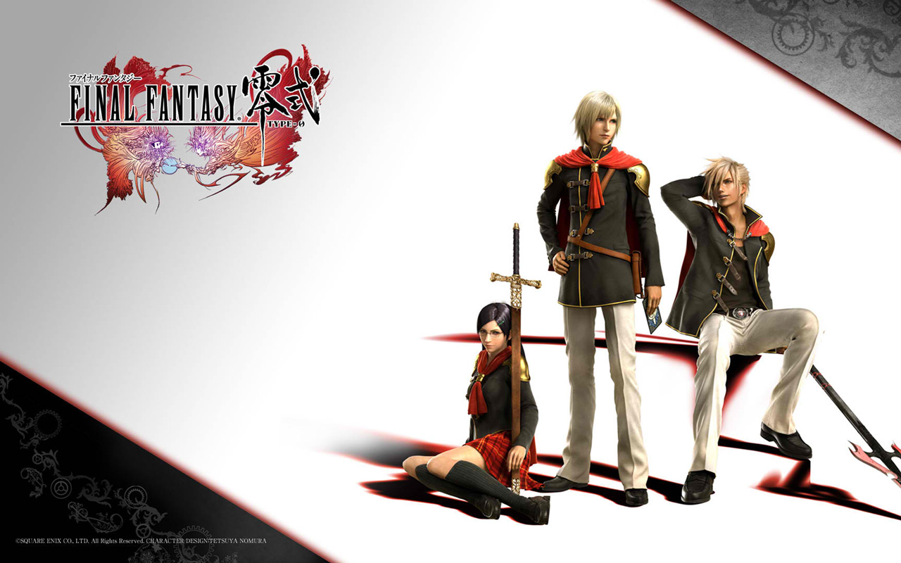 Free Final Fantasy Type-0 Wallpaper in 1280x800