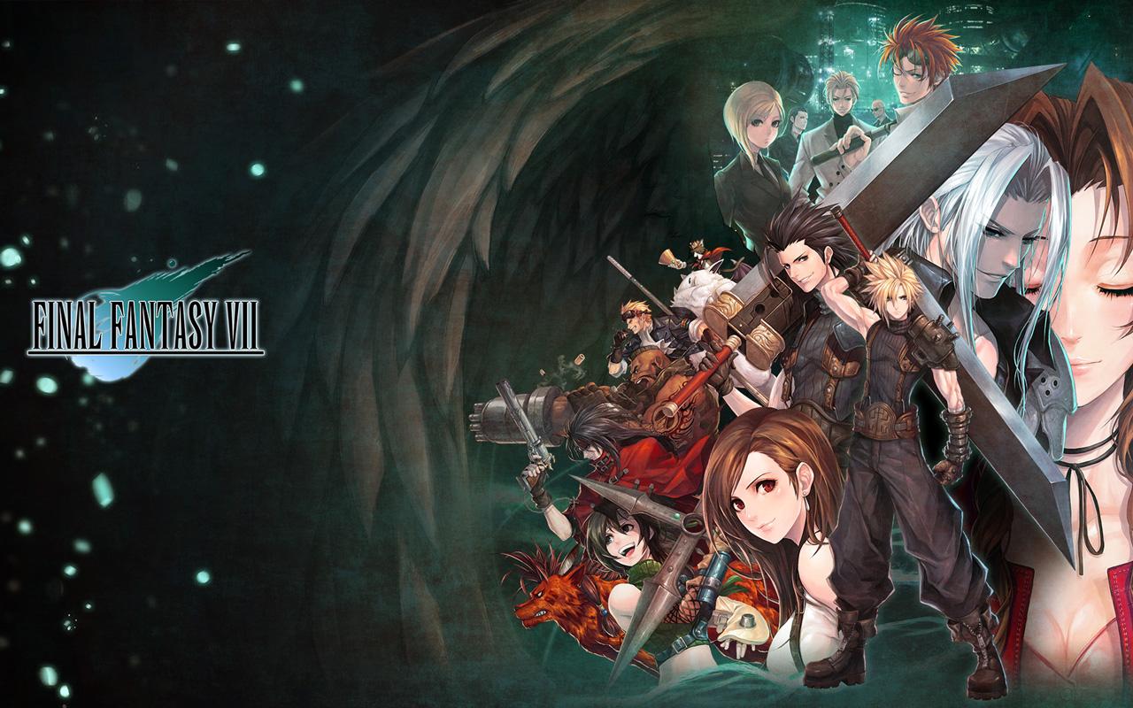 Free Final Fantasy VII Wallpaper in 1280x800