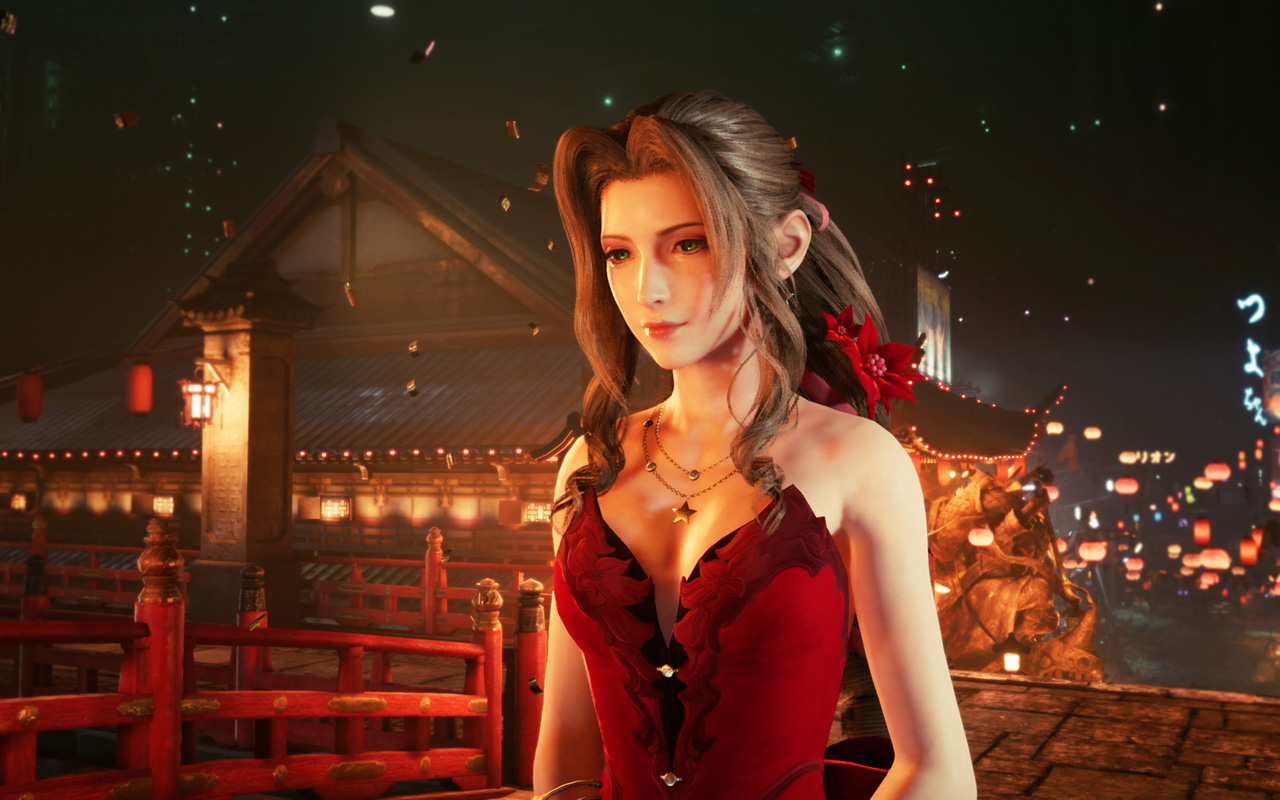 Free Final Fantasy VII Remake Wallpaper in 1280x800